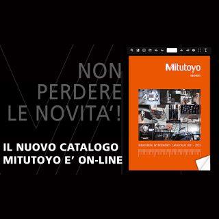 Nuovo Catalogo Mitutoyo On-line